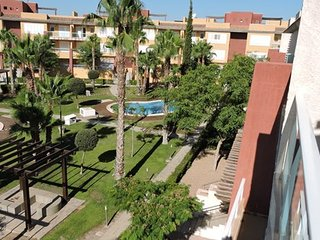 HL005 Luxury second floor penthouse on HDA Golf Resort, Murcia
