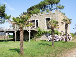 4 bedroom Villa in Kerguillaouet, Brittany, France : ref 5649876