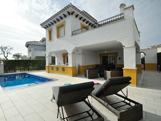 Villa MM002 - A Murcia Holiday Rentals Property