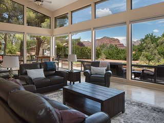 Sedona Show Off ★ Sleeps 14 ★ Breathtaking Views!