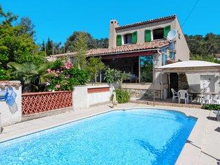 4 bedroom Villa in Forcalqueiret, Provence-Alpes-Côte d'Azur, France : ref 56501