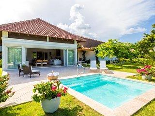 Casa de Campo Caribbean Pool Villa ✔️