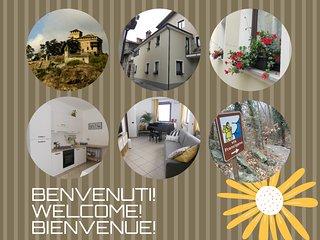 Appartamento nel borgo di Montestrutto