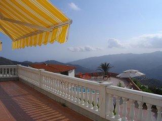 balcon superior