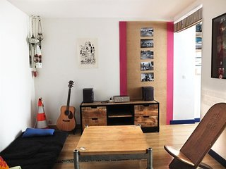 Studio apartment in Paris with Internet, Washing machine (1013816)