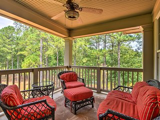 NEW! Greensboro Reynolds Plantation Resort Condo!