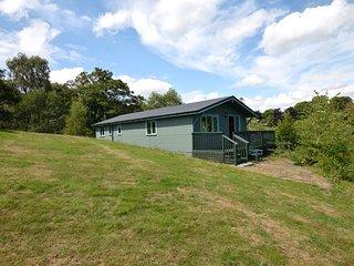 62189 Log Cabin situated in Hawkshead Village