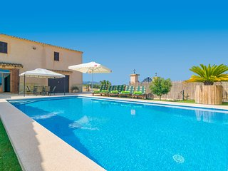 PONT DE SON NEGRE - Villa for 6 people in Manacor