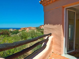 Beautiful Sea View Apartment with Two Lovely Terraces In Rural Sardinia