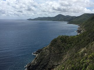 St. Croix Incredible Buck Island Views on the North Shore Scenic Route