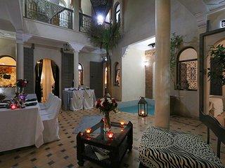 Riad familial a Marrakech