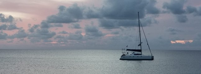 Segla runt St. Croix