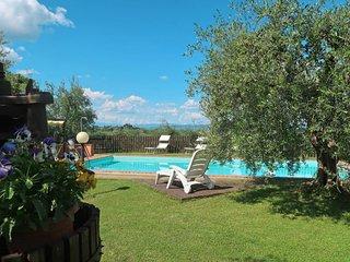 3 bedroom Villa in Cusignano, Tuscany, Italy : ref 5651032