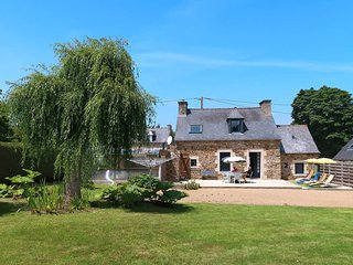 3 bedroom Villa in Brehec, Brittany, France : ref 5651866