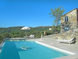 2 bedroom Villa in Pietrabruna, Liguria, Italy : ref 5651395