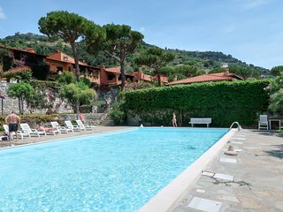 2 bedroom Apartment in Montegrosso Pian Latte, Liguria, Italy : ref 5650971
