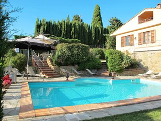 4 bedroom Villa in Ruffoli, Tuscany, Italy : ref 5651350