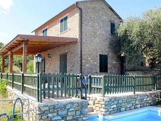 2 bedroom Villa in Case Ciazze, Liguria, Italy : ref 5651114