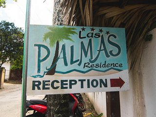Las Palmas Residence, where dreams come true...