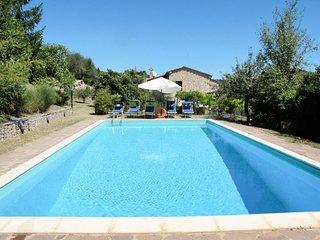 4 bedroom Villa in Valacchio, Tuscany, Italy : ref 5651317