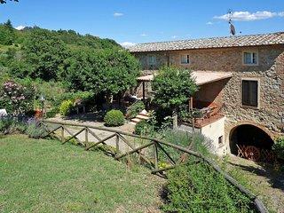 3 bedroom Villa in Parrana San Giusto, Tuscany, Italy : ref 5651168