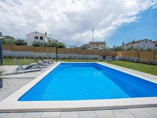 4 bedroom Villa in Visignano, Istria, Croatia : ref 5651763