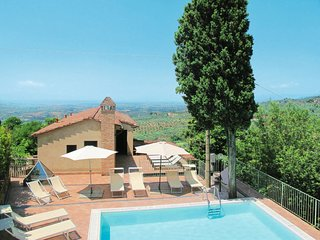 6 bedroom Villa in Rinecchi, Tuscany, Italy : ref 5651224