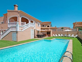 8 bedroom Villa in Casas de Torrat, Valencia, Spain : ref 5651865