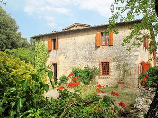 4 bedroom Villa in Ferratore, Tuscany, Italy : ref 5650951