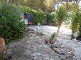 Appartement avec jardin Cap d'Agde 800m de la plage