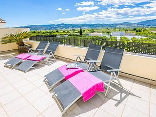 Costa Blanca Pool Home With Views of the Segaria Mountains.Full a/c SLEEPS 12