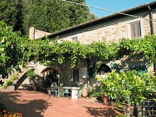 4 bedroom Villa in Cintoia, Tuscany, Italy : ref 5651133