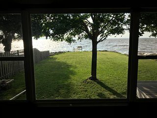 Gorgeous Lake Front Home on Lake Winnebago