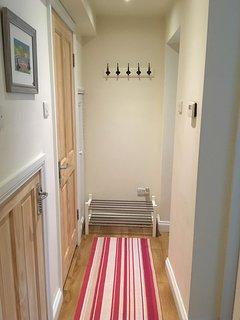 hallway / cloaks
