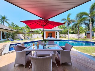 2 Bed Lipa Talay Neung - Private Pool Villa Near The Beach