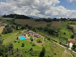 Marvelous Villa in the Heart of Beautiful Umbria