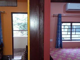 Apartment w/ Kitchen, Balcony, Bathroom