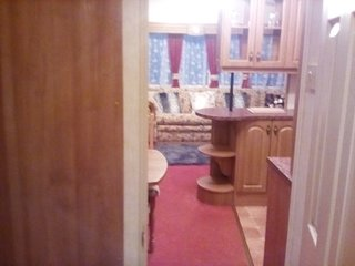 Lovely self-catering holiday caravan for rent