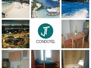 JT CONDOTEL 1 BEDROOM FOR STAYCATION, SHORT TERM AND LONG TERM STAY