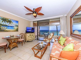 REMODELED KULEANA 622 - OCEANFRONT, BEST VIEW, STEPS FROM THE WATER (Epic)
