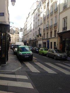 Charming Marais street
