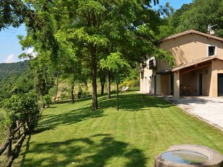 3 bedroom Villa in Sermugnano, Latium, Italy : ref 5650939