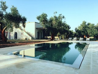 3 bedroom Villa in Spongano, Apulia, Italy : ref 5229565