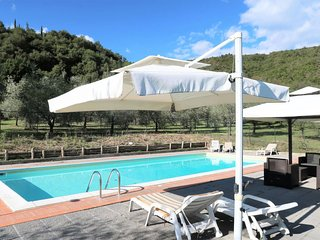 4 bedroom Villa in Londa, Tuscany, Italy : ref 5651551