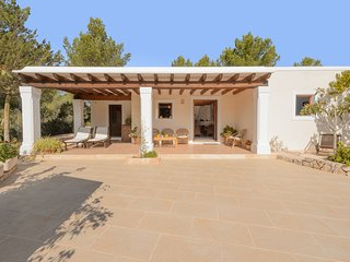 4 bedroom Villa in Es Cubells, Balearic Islands, Spain : ref 5651893