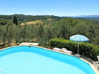 3 bedroom Apartment in Palaia, Tuscany, Italy : ref 5651105