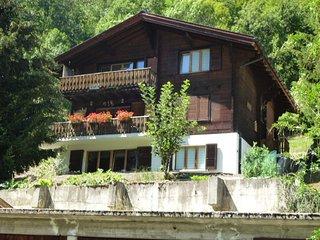 Eulenhaus Lötschental