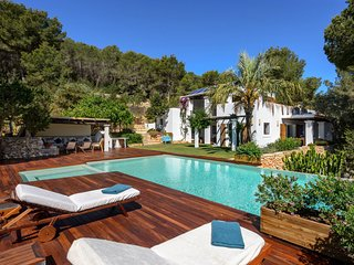 5 bedroom Villa in Colonia de Sant Jordi, Balearic Islands, Spain : ref 5651896