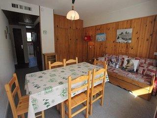 7 pers. 40 m² 2e étage Sud-Ouest