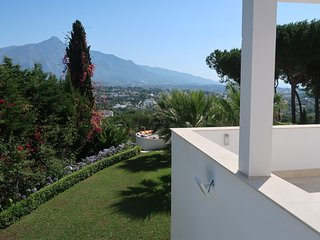 Luxurious,modern villa located in the exclusive area of Marbella